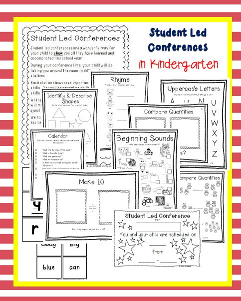 student led conferences 2